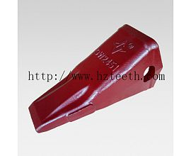 Ground engineering machinery parts 9W2451 Ripper Teeth for Caterpillar D85 Ripper